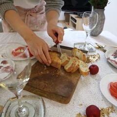 トマトベジタブルナイフの切れ味に驚く!
