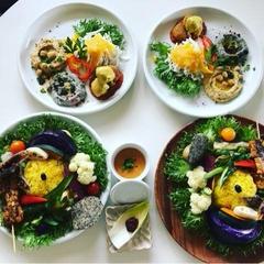 野菜料理、ヴィーガン Neoベジタリアン料理教室