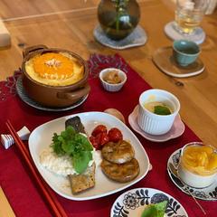 秋のワクワク根菜祭り洋食編 Xmasメニューにもおすすめ!