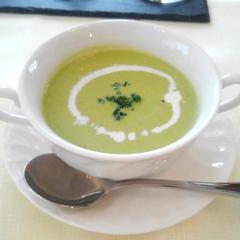 「子供が飲んでくれる!」と好評のブロッコリーのクリームスープ