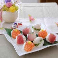 手毬寿司を可愛く上手に作ろう!