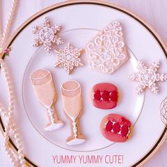 12月マンスリーレッスン『オトナかわいいクリスマス♡』
