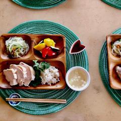 <アジアンごはん>南国料理の多くは手早くできます