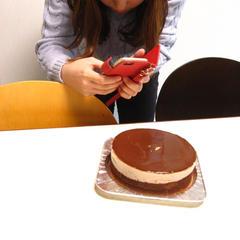単発レッスン チョコバナナムースケーキ