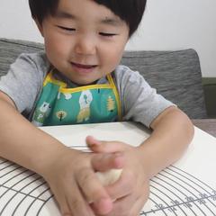 お子様連れOK お子様と一緒に作れるパン教室です