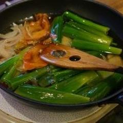 【初級】点心の生地、餡の他、様々な料理に応用できる葱油作り