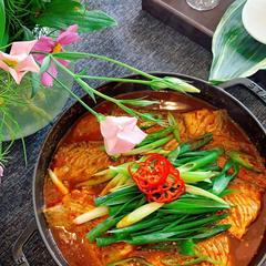 太刀魚の煮付け 韓国料理レッスン