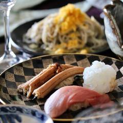 日本料理 × にぎり鮨 × シャンパンレッスン♪