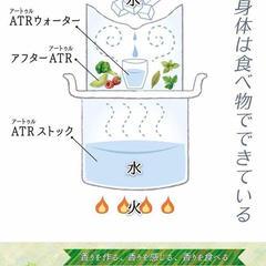 果物、ハーブの香りのお水を作り香りの経験も積みます。