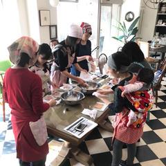 2月出張料理教室 ベーコン&鶏ハムワークショップ