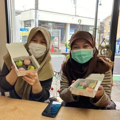 大学院生、日本でウィルス研究しているそうです。