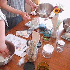 基本の発酵調味料作り 塩麹・醤油麹