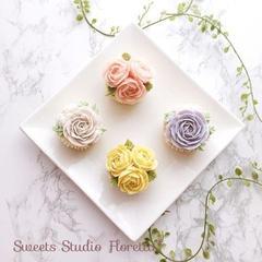 Flower Cake Basicレッスン3