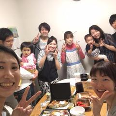豊中への出張パン教室⭐︎ご家族も一緒に♪