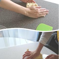 パン作り初めてさん大歓迎!捏ねる楽しさから始めましょう♪
