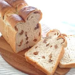 秋のパンは限定メニューの【栗の生クリーム食パン】がオススメ♪