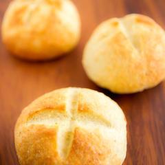 おからの丸パン  カラダに優しいパンもご提供できます。