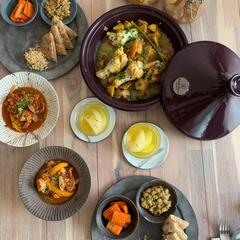 19-10 クセになる!モロッコ料理レッスン
