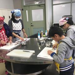 子ども料理教室 天白文化センター