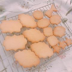 クッキー焼けた💖