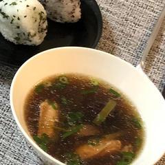 十全大補湯スープ(おにぎり付)