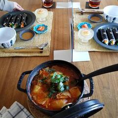 こちらも好評「手作り発酵調味料で韓国料理」