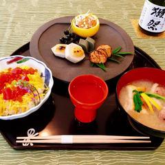 自家製イクラ寿司でおもてなし♫