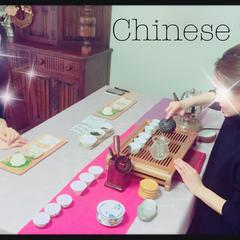 大阪玉造教室  はじめての台湾・中国茶お点前レッスン