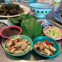 8月東中野タイ料理教室@ミャンカム