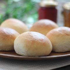 甘酒酵母で作るパン。
