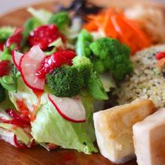バイオダイナミック農法で作られた生命力溢れるお野菜たち。