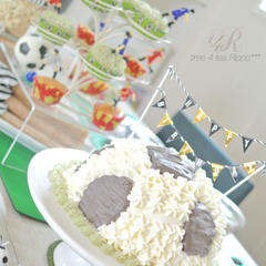 soccer party☆