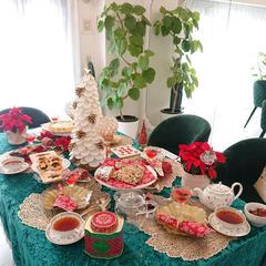 クリスマスティーパーティー