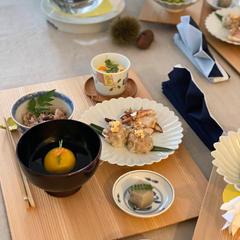 秋の和食レッスン