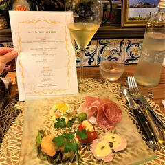 ロンバルディア州の郷土料理とワインセミナー