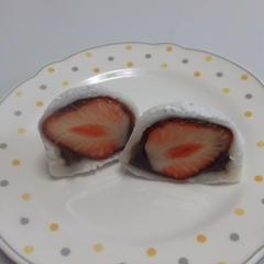 やわらか苺大福