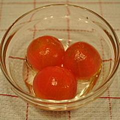 ミニトマトのさっぱりマリネ