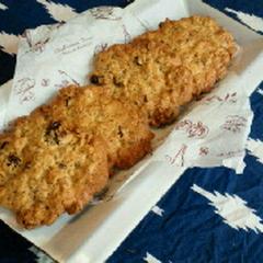 玄米マフィンミックス粉のカントリークッキー