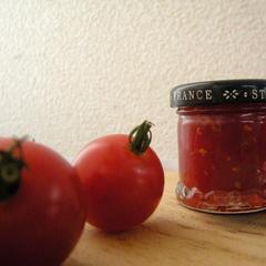 プチトマトのトマトジャム