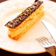 マスカルポーネとバナナのチョコパイ