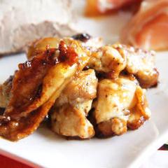 野外お料理に便利!超簡単!チキンのスペアリブ!
