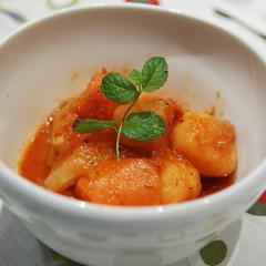 大根の味噌ラタトゥイユ