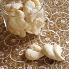 ココナッツのメレンゲ