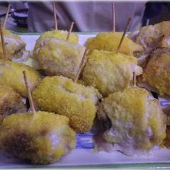 イタリア伝統料理 魚のインボルティーニ
