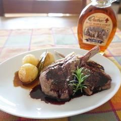 小玉ねぎとメープルシロップのアグロドルチェ