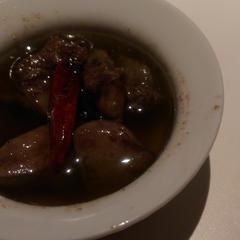 イタリアマンマのレバーのオイル煮