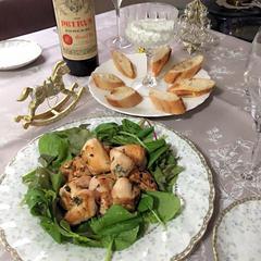 グリルハーブチキン(ギリシャ料理)