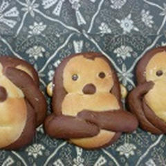 パンのパンくん(干支パン)