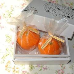 オレンジまるごとゼリー