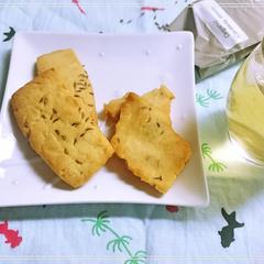 【スパイス:キャラウェイシード】クッキー2種
